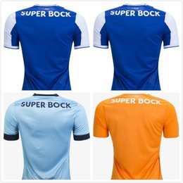 Wholesale Adult Jerseys - Porto best qualit adults jersey 2017 2018 Porto men soccer jerseys 17 18 MAREGA SILVA home away 3rd 2018 Porto FC Customized football shirts