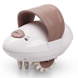 Máquina de rolos de gordura on-line-3D Elétrica Full Body Máquina de Emagrecimento Celulite Roller Massagem Mais Inteligente Queimador de Emagrecimento Perda De Peso Massageador Queimar a Tensão Aliviar A Tensão