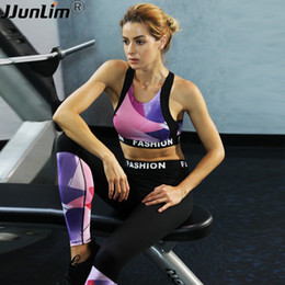 37c6696784 Women Fitness Yoga Set Gym Sports Running Jumpsuits Sport Tracksuit Quick  Dry Spandex Sportswear Gym Clothes Yoga Suit Fitness