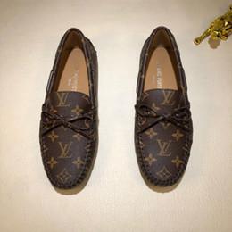 Mode Casual nouveau pois chaussures Marron 2078 guan Hommes Chaussures Habillées BOTTES MÉDICAMENTS CONDUCTEURS BOUCLES BASKETS SANDALES ? partir de fabricateur