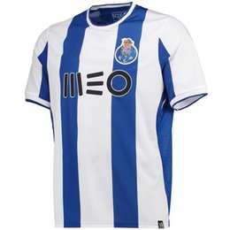 Wholesale Training Suits For Men - Oporto, 17-18 new men's wear clothes for men's football training suits to customize the name and telephone number of the shirt sleeves, spor