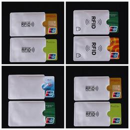 2019 detentores de cartões de crédito rfid Businees Anti-roubo Cartão Minder RFID Bloqueio Titular do Cartão de Crédito Porte Carte Capas para Cartões de Crédito ID Caso de Cartão de Banco CCA9934 2000 pcs desconto detentores de cartões de crédito rfid