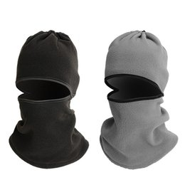Wholesale Headgear Face Mask - Cashmere Mask Men And Women Windbreak Multifunctional Mountain Bike Cycling Headgear Face Guard Keep Warm Masks High Quality 4gt Z