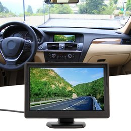 """Wholesale Car Reverse Camera Screen - New 5"""" 480*272 Car TFT LCD Monitor Screen 2ch Video Monitor Car for TV Rearview Reverse Backup Camera hot selling"""