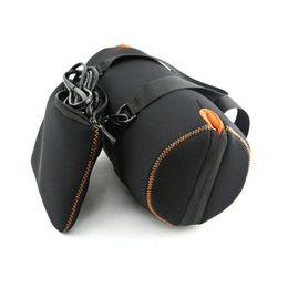 hd-spionage-kameras Rabatt Für JBL Xtreme Bluetooth Tragender Fall Reise Schutzhülle Bluetooth Lautsprecher Halbmaschen Design Weiche Schutztasche 2018