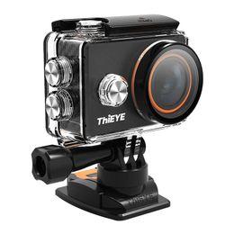 2019 tf led écran En gros V5s Professionnel Ultra-HD 4K Wifi Action Caméra 60 m étanche 2.0 '' Écran 1080 p Sports Caméra aller extrême pro cam