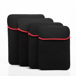 рукав для ноутбука 17 Скидка Новый 7-17 дюймов ноутбук сумка защитный мешок неопрена мягкий рукав сумка для 7-17