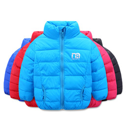 Wholesale Parka Children - OLEKID Winter Children Outerwear Coat Solid Warm Girls Parka 2-7 Years Kids Jacket For Boys Baby Girls Winter Clothes