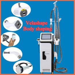Wholesale Hot Roller Machine - Hot sale vacuum cavitation rf slim ultrasonic vacuum rf machine with motor roller and bio ce