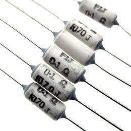 2019 amplificadores de febre Japão FUKUSHIMA Resistência 1W 0.1R White Fever Amplifier amplificadores de febre barato