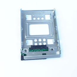 """2,5 """"SSD auf 3,5"""" SATA Adapter Tray Converter SAS HDD Halterung Caddy für HP 654540-001, kostenloser Versand von Fabrikanten"""