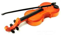 Deutschland Mechanische klassische Violine Music Box kreative und realistische Musikinstrumente zum Valentinstag und Geburtstagsgeschenk Versorgung