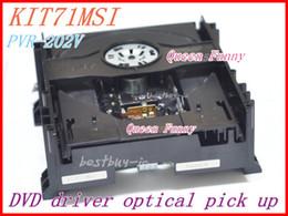 Dvd оптический лазер онлайн-DVD driver KIT71MSI PVR-202V DVD optical pick up KIT 71MSI ( PVR 202V ) HI-FI LASER LENS