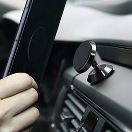 Nuevo soporte para teléfono móvil soporte magnético universal para coche Soporte de teléfono móvil con salida giratoria de 360 grados al por mayor desde fabricantes