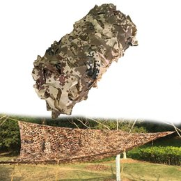 Wholesale mm photography - Outdoor Military Desert Camouflage Netting Sun Shelter Hunting Tarps Camping Shelter Photography Background Decoration Net