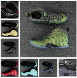 Wholesale Pearl Sales - Sale Air Basketball Shoes Sneakers Men's Women Blue Man One Pro Sports Shoes Pearl Penny Hardaway Size:5.5-13