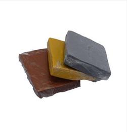 Canada Couleur spéciale Sol de haute qualité Argile molle Sol Métal Argent Laiton Or 3 Couleurs Modèle d'étudiant Matériel Argile 48g pas coulée à la main supplier silver metal clay Offre