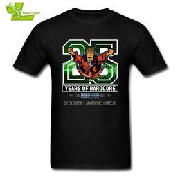 camiseta camiseta Desconto Thunderdome Wizard Masculino T Shirt da Forma de Moda Personalizado T-Shirt Dos Homens de Manga Curta Em Torno Do Pescoço Tees Guys New Coming Simples Roupas