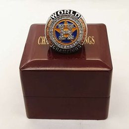 Wholesale Fan Rings - Drop Shipping For High Quality ALTUVE 2017 Houston Astros World Series Championship Ring for fans