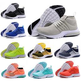 on sale fc4b1 8f104 Moins cher Nouveau Chaussures De Course Presto TRIPLE NOIR BLANC Volt  OLYMPIQUE Atomic Rose Mid Hommes Femmes Chaud Baskets Baskets De Sport  Chaussures De ...