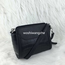 Wholesale Diagonal Bags - women shoulder bag pattern Handbag With Crossbody Strap Colors snake Serpentine leather shoulder diagonal zipper fashion bag