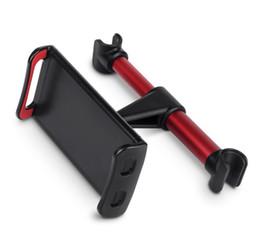 Fundas de coche online-Funda universal para teléfonos celulares Soporte para iPad Compatible con iPhone X 8 Plus Samsung Galaxy S9 Plus Nota 9 Paquete de venta al por menor para montajes de automóvil