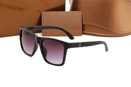 Wholesale Shades For Mens - Brand Sunglasses For Men Women Luxury Mens Shade Sunglass Retro High Quality Fahsion Ladies Full Frame Polarized Famale Sunglasses
