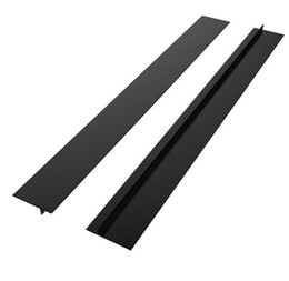Wholesale heat sealing - 21 inch Kitchen Silicone Stove Counter Gap Cover Easy Clean Heat Resistant Wide & Long Gap Filler Seals Spills Between Counter for Stovetop