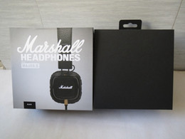 auriculares somic Rebajas Marshall Major MK II 2 Auriculares negros Auriculares remotos Micrófono remoto 2do paquete MARSHALL MONITOR Buena calidad