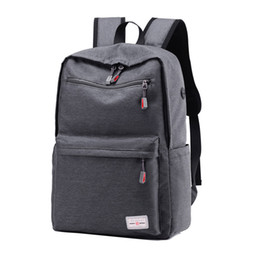 7e0bf5b090 2018 Fashion Men s Backpack Male School Bag Student High Capacity College  Backpacks Men Casual Nylon Travel Bag Laptop Backpack