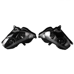 Wholesale Kawasaki 12 - ALLGT New Motorcycle Front Headlight Head Lamp Assembly For Kawasaki Ninja ZX14R 2012 2013 2014 12 13 14