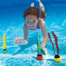 2019 купание в море детский бассейн играть на открытом воздухе спорт дайвинг захватить палку море завод плавательный бассейн спорт ребенок детские аксессуары летом ванна B41001 скидка купание в море