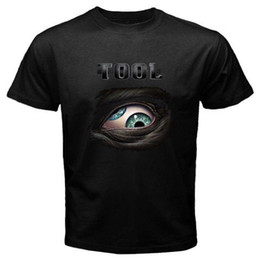 Canada Nouveau TOOL Lateralus * Eye Logo Rock Band Tee shirt Homme Noir supplier eye rocks Offre