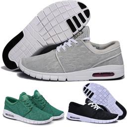Кроссовки евро онлайн-Nike SB Best Running Shoes Nike  Discount Shoes  Большие скидки Новые мужские кроссовки прибытия с тегом Новая мода SB Stefan Janoski Мужская и женская мода Повседневная обувь Евро 36-45 A05