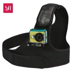 Canada vente en gros montage de poitrine pour caméra d'action yi noir + camouflage pour caméra sport boutique officielle yi cheap wholesale camera stores Offre