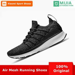 c0a58d9e90c8 smart shoes Coupons - 2018 Original Xiaomi Mijia Men Smart Outdoor Sports Running  Shoes Fishbone Lock