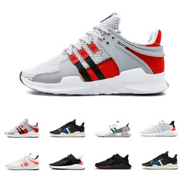 Wholesale fabric equipment - Top Quality,EQT Support Primeknit hot Running Shoes,Mens and Womens Equipment running shoes Cheap Fashion Running Sneakers,Size 36-45