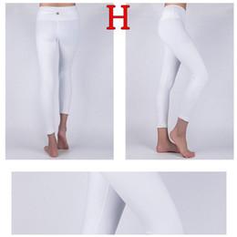 2019 i vestiti indossano i pantaloni di yoga DHL Pantaloni da yoga ad alta elasticizzazione Leggings per le donne Progettazione di giunzioni in mesh running fitness gym sports Esercizio fisico Yoga Outfit i vestiti indossano i pantaloni di yoga economici