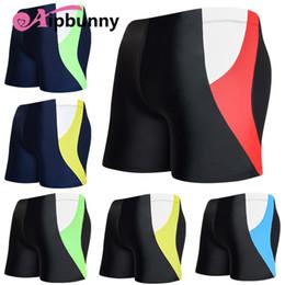 Wholesale Boy Shorts Swim Suits - Aipbunny Swimming Trunks Swim Men Shorts Sexy Boxers Sunga Hot Bath Boy Surf Mens Sport Suits Swimsuit Men Swimwear Praia Shorts