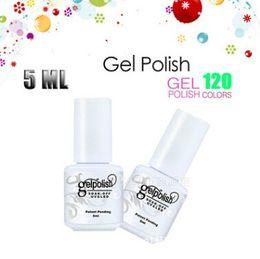 Wholesale gel polish soak - wholesale high quality cheap price soak off led uv gel polish 15pcs nail gel lacquer varnish gelish free shipping