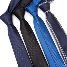 Homens gravatas finas cinco centímetros gravata luxo Mens Jacquard Moda gravatas camisa Homem de negócio vestido de casamento de Slim Tie de