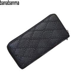 Deutschland Banabanma Retro Style Soft PU Leder Multi Color Reißverschluss Hand-nehmen Brieftasche elegante Geldbörse für Frauen Mädchen Geschenk ZK50 supplier closure wallet Versorgung