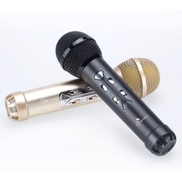 Micrófono Karaoke inalámbrico Altavoz MicGeek Mini Micrófono Bluetooth Grabación Sing Play KTV Micrófono portátil Condensador desde fabricantes