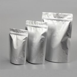 Yüksek Kaliteli Alüminyum Folyo Zip Çanta Stand Up Fermuar Kilit Gıda Koruyucular Perakende Ambalaj Çanta Fasulye Saklama Çantası c717 nereden