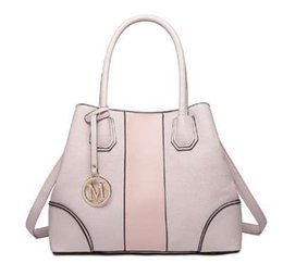 1f354706ac68a Mothers Day Gift Miss Lulu Women Handbags Ostrich Leather Top-handle Bags  Ladies Boston Tote Cross Body Shoudler Bags YD1413