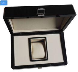 embalagem relógio de luxo Desconto presente de madeira feito sob encomenda de luxo caixa de relógio original da marca na embalagem Relógios de pulso, atacadoReatailCustomize Boxes Hour Preço de fábrica
