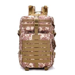 Argentina Procesamiento de explosiones personalizadas original paquete táctico 3P Aficionados militares bolsa de carga Aumentar 40L900D mochila (negro, verde, marrón) Suministro