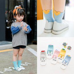 Wholesale Baby Socks For Boys - Kids Ankle Socks Cartoon Animal Warm Baby Cute Fashion Cotton Hosiery for Boys Girls Mix Style