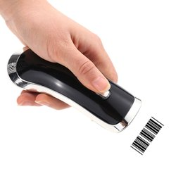 Décodeur a4 en Ligne-Scanner de code à barres sans fil à grande vitesse 2.4G de poche scanner des codes QR 2D Scanner de lecteur de codes à barres 1D M2-QR-G