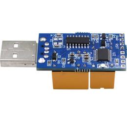 module de relais unique Promotion USB Watchdog Module Module Minuterie Relais Simple Sans Surveillance Automatique Redémarrage Écran Bleu 24h Pour PC Computer Mining Miner